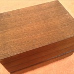 木製裁縫箱1