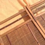折りたたみ式和風衝立10