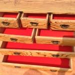 木製小物入れ2