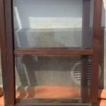 小さいガラス戸1