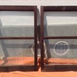 小さいガラス戸2