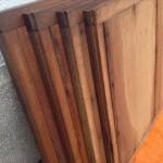 小さな木製引戸4