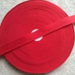 杉綾織平テープ16mm赤1