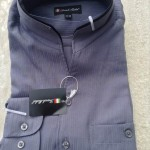 スタンドカラーシャツ2