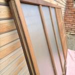 横縞模様ガラス戸5