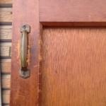 大きな木製扉6