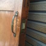 大きな木製扉5