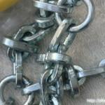 金属製タイヤチェーン6