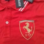 フェラーリF1ポロシャツ3
