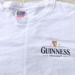 ギネスノベルティTシャツ1