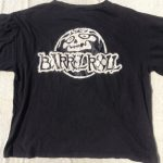 BARREL ROLL Tシャツバック