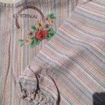 刺繍割烹着の刺繍1