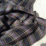 落ち着いた色合いの半袖シャツレディース3