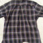 落ち着いた色合いの半袖シャツレディース2
