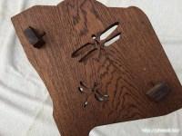 木製ブックスタンドトンボ