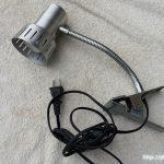 オーム電機クリップライト1