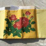 薔薇の花御卓布2