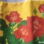 薔薇の花御卓布1