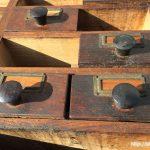 木製チェスト引出し3