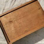 木製机引出し小底面