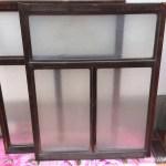変則サイズのガラス戸2