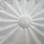ボヘミアガラス灰皿3