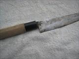 奈良菊一最上菜切り包丁2