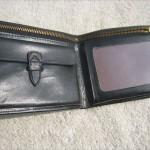 メンズ二つ折り財布2
