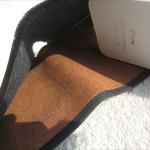 メンズ二つ折り財布4