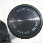 セイコー乾電池式シェーバー2