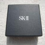 SK2ラインストーンコンパクトミラー外箱