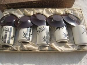 和風テイスト湯のみ7