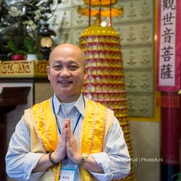 Mr. Wu - He Hua Temple