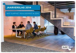 2015_cover_jaarverslagSURFnet2014