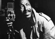 Photographer Gordon Parks