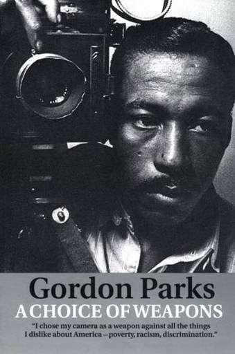 Photographer Gordon Parks