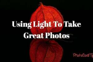 Using Light To Take Great Photos