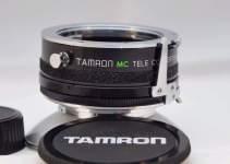 Tamron MC Teleconverter 2x