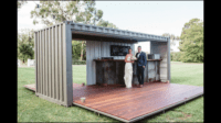 Shipping Container Bar| Off-Topic Discussion forum