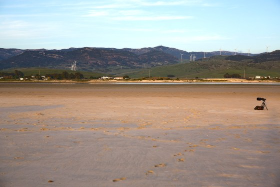 Playa de los Lances.