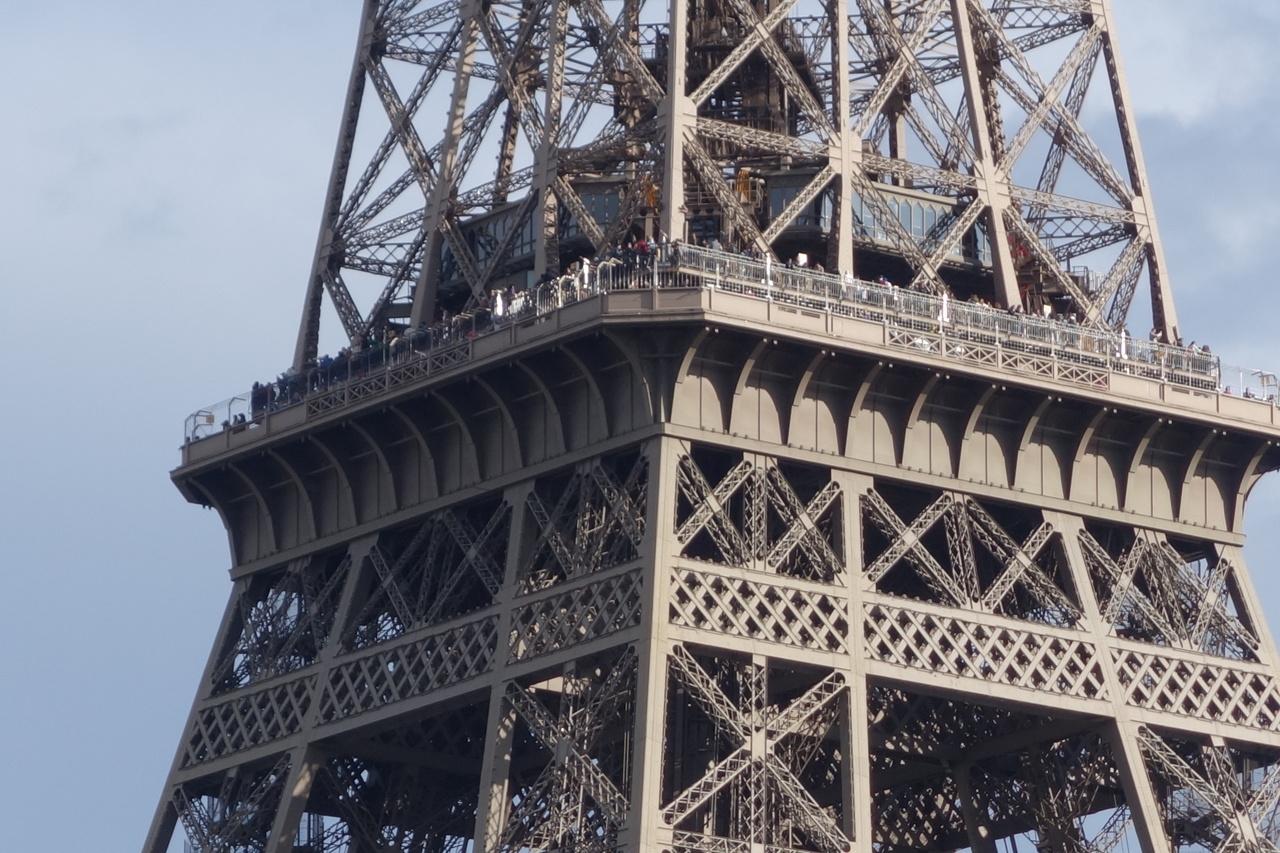 Deuxième étage de la tour