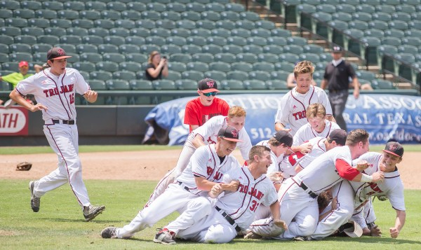 West Trojan Baseball State Pictures
