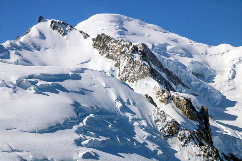 Aiguille du Midi Haute Route France