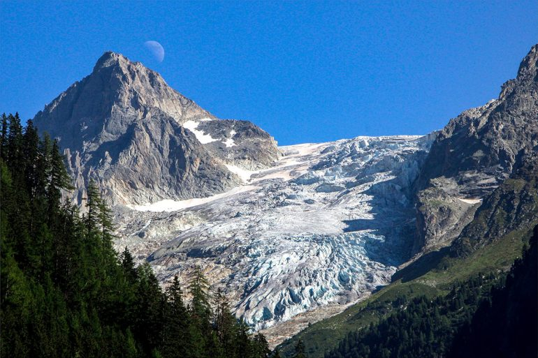 Hiking the Haute Route in France and Switzerland