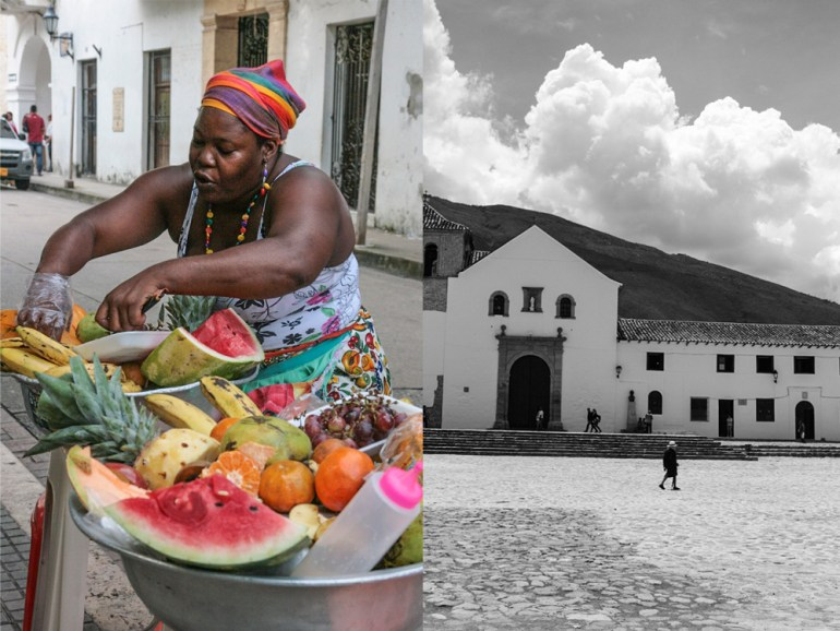 Cartagena, Colombia,Villa de Leyva, Colombia