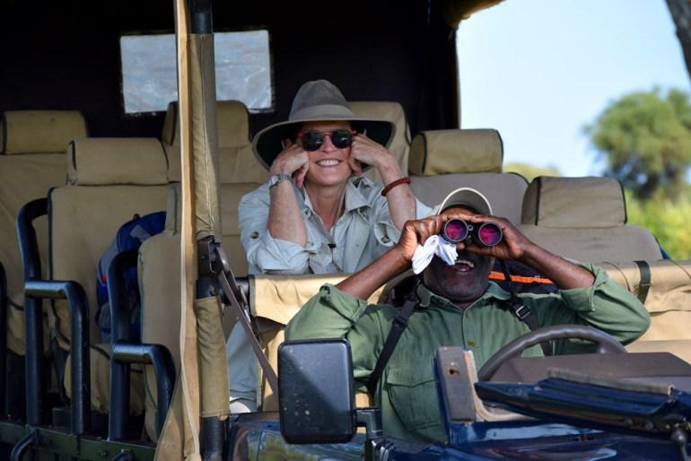 smiles on safari