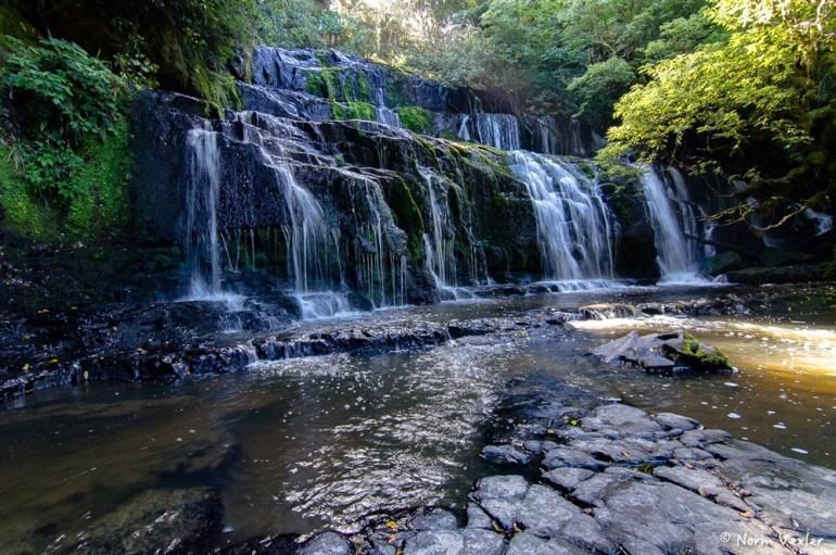 Parakanui Falls
