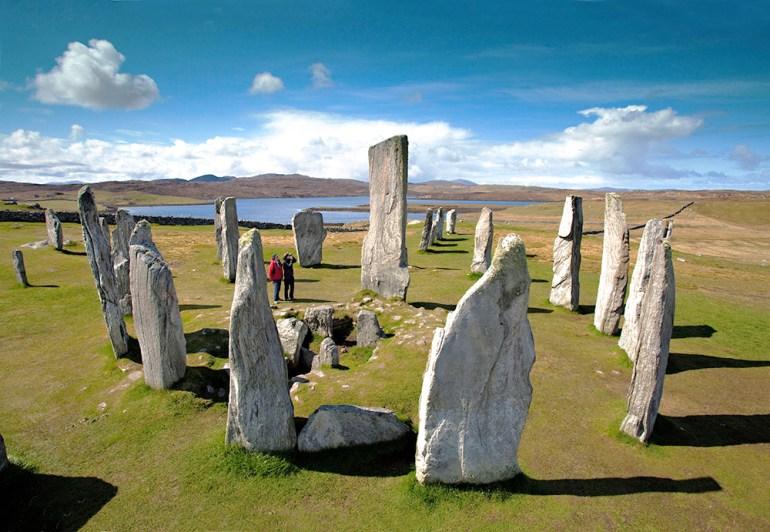 Callinish Standing Stones, Scotland