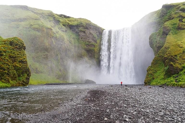 Skogarfoss Iceland