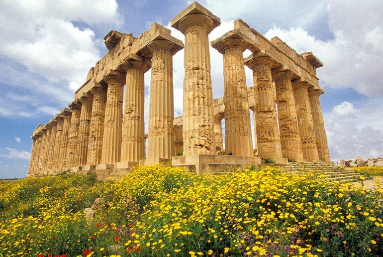 Sicily in the Spring